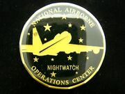 National Airborne Operations Center 55th Mxs 1st Combat Age Team Challenge Coin
