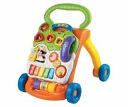New In Box Sealed Vtech Sit-to-stand Learning Walker