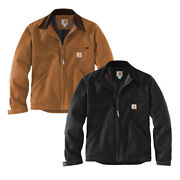 Duck Detroit Jacket Work Coat Menand039s - Pick Size And Color