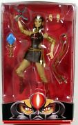 Damaged Package Thundercats Classics Pumyra Action Figure Matty Collector 2016