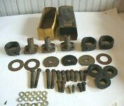 Nos Gm 1938-1953 Chevy Rear Engine Mount Parts Lot Gm 3710990