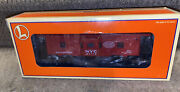 1996 Lionel Nyc Bay Window Caboose 6-19782 Mint Condition