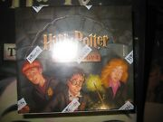 Harry Potter Tcg Adventures At Hogwarts Display Boite 36 Boosters English Sealed