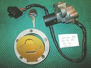 Ducati Oem Ignition Switch And Gas Cap With Oem Key 748 916 996 998 St2 St4 Ss