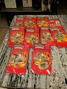 1999 Vintage Pokemon Collectible Dog Tags Lot Of 10