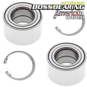Both Front Wheel Bearing For Arctic Cat 650 H1 4x4 Auto 2005 2006 2007 2008