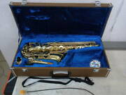 Yamaha Yas-31 Japan Model Overhauled Playing Condition Excellent+ Used F/s Dhl
