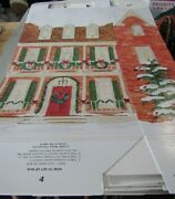 Byers Choice Carolers Village Boxes Gift Box Display Lot 10 Double Size