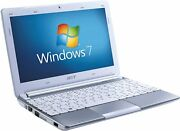 Upgraded White Acer Aspire One D257 2gb Ram 320gb Hdd Windows 10 Clean