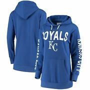 Kansas City Royals G-iii 4her By Carl Banks Womenand039s Extra Inning Colorblock