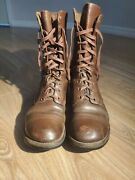 Ww2 Us Army Paratrooper Military Combat Boots