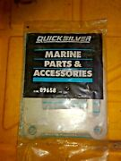 New In Package Mercury Quicksilver 89658 Exhaust Elbow Manifold Plate