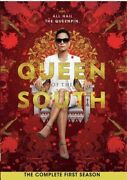 Queen Of The South Tv Series The Complete First Season 1 New Sealed 3 Dvd Set