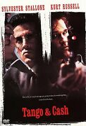 Tango And Cash Sylvester Stallone Kurt Russell In Snap Case Cops Crime Dvd