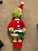 Mint Christmas Holiday Greeter 24 Inches Tall