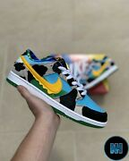 Brand New Nike Sb Dunk Low Ben And Jerryand039s Chunky Dunky Cu3244-100 Size Uk 9.5