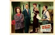 I Can Get It For You Wholesale 1951 Original Release Lobby Card Susan Hayward