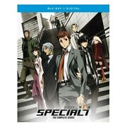 Special 7 Special Crime Investigation Unit The Complete Series Blu-ray, 2020
