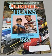 Vintage Lionel Trains Magazine Andldquo0andrdquo And 027 Gauge Electric Trains-book Two 1993