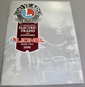 Vintage Lionel Andldquo0andrdquo And 027 Gauge Electric Trains And Accessories Book-book Two 1990