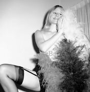 1960s Fred Enke Negative-sexy Blonde Pinup Girl Jenny Toomey-cheesecake T55117