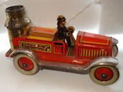 Arnold Fire Engine Penny Toy Very Good Condition