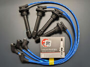 Ngk V-power Spark Plugs And Wires 00-01 Integra Type R