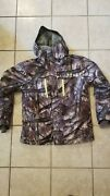 Under Armour Infrared Gore-tex Insulator Hunting Jacket Mossy Oak Treestand L