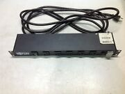 Tripp Lite Rs-1215-20 12 Outlet 15 Ft. Cord Rack Mount Power Tap Pdu 20a