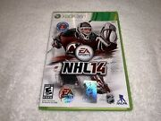 Ncaa Football 14 Xbox 360, 2013 Game Complete Ln Mint