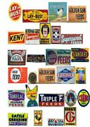 O Gauge Feed And Farm Decals For Your Model Train Signs For Buildings, Barns