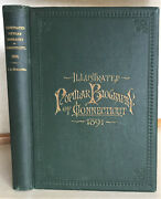Illustrated Popular Biography Of Connecticut 1891