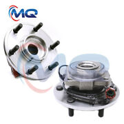 2rear Wheel Hub Bearing Left And Right For 04-09 2010 Nissan Armada And Qx56 541004