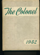 Collegeville Pa Collegeville Trappe High School Yearbook 1952 Pennsylvania 12-7