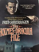 The Holmes-dracua Files By Fred Saberhagen
