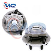 2rear Wheel Hub Bearing For 2007- 2011 2012 Expedition / Navigator W/abs 541008