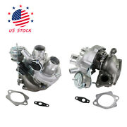New 179204and179205 Pair K0cg Turbos For Ford F-150 Trucks Ecoboost 3.5l 2010-2012