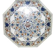 Exclusive Marble Kitchen Table Top And Free Jewelry Box Gift Inlay Decorative Arts