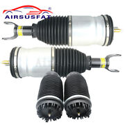 Front Air Suspension Struts + Rear Air Spring Bags For Dodge Ram 1500 2013-2019