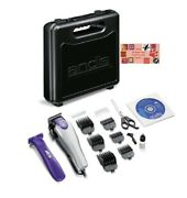 Andis 15 Pc Pro Pet Clipperanddeshedding Kit Blade,6 Guide Combs,shears,dvd,case