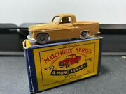 Matchbox Series A Moko Lesney Vintage 50 Commer Mkiii P/u Made In England Nice