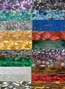 Marble Agate Table Top Beautiful Color Variation Furniture Inlay Mosaic Stone