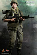 1/6 Hot Toys Mms135 Platoon Private First Class Chris Taylor Movie Figure