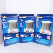 Holmes Hwf75 Cool Mist Humidifier Replacement Wick Filter Lot Of 3