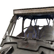 Evolution Heavy Duty Windshield And Wiper For Rzr 570/800/xp900