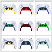Decorative Trim Shell Replacement Clip Shell W/ Accent Rings For P5 Controller