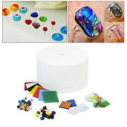 Professional Microwave Kiln Kit Stained Glass Fusing Supplies Diy Art Craft