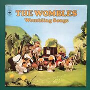 Mike Batt Wombling Songs Animated Tv Soundtrack Ost Lp Madame Cholet Tobermory