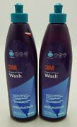 Lot Of 2 3m Perfect-it Boat Wash Pint Bottle 2015 New