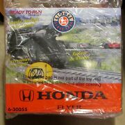 Lionel O Gauge Honda Flyer Train Set, Mint In Sealed Box And Shipping Box - Rare